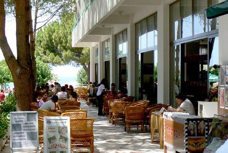 Hôtel Grand Efe 4* - OZDERE - TURQUIE
