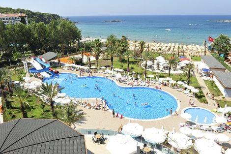 Hôtel Annabella Diamond 5* - SIDE - TURQUIE