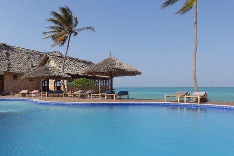Hôtel Shungi Beach Resort  3* - JAMBIANI - RÉPUBLIQUE-UNIE DE TANZANIE