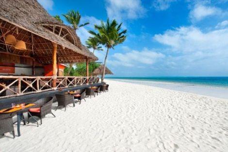 Hôtel Mélia Zanzibar 5* - ZANZIBAR - RÉPUBLIQUE-UNIE DE TANZANIE