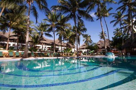 Hôtel Paradise Beach Resort 4* - UROA - RÉPUBLIQUE-UNIE DE TANZANIE