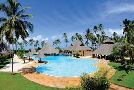 Hôtel Sandies Neptune Pawni Beach 5* - ZANZIBAR - RÉPUBLIQUE-UNIE DE TANZANIE