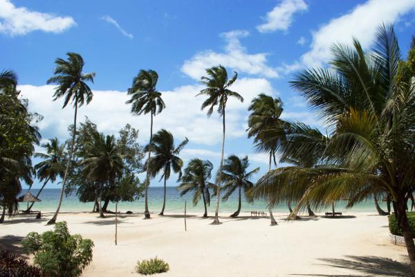Plage - Chwaka Bay Resort 3*