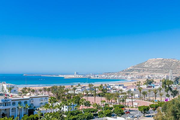 Hôtel Maxi Club Kenzi Europa 4*, Agadir