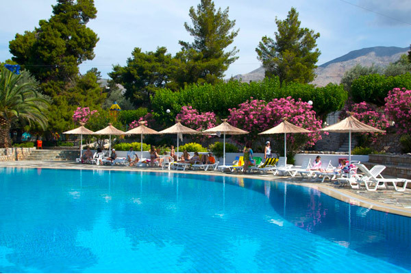 Hôtel Holidays In Evia 3*