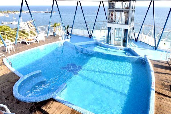 Hôtel Sol Marina Palace 4* - voyage  - sejour