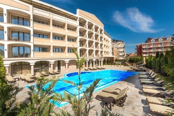 Hôtel Siena Palace 4* - voyage  - sejour