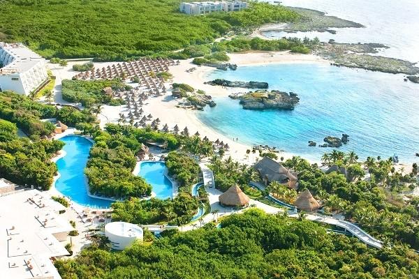 Partir en Mexique : Cancun, Hôtel Grand Sirenis Riviera Maya Resort & Spa 5*