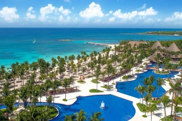 Hôtel Barcelo Maya Grand Resort 5* - voyage  - sejour