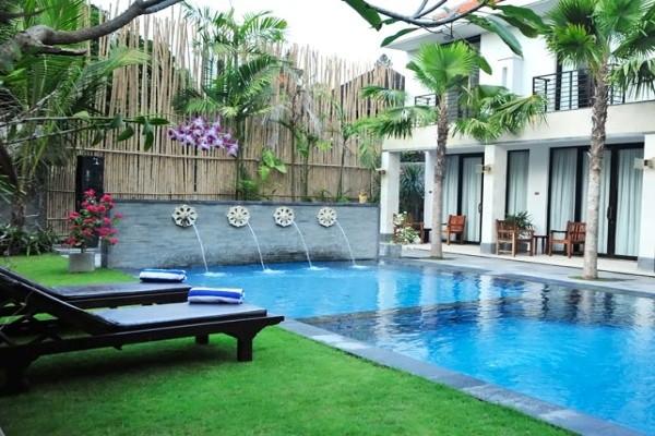 Hôtel Puri Maharani Boutique & Spa 3* sup