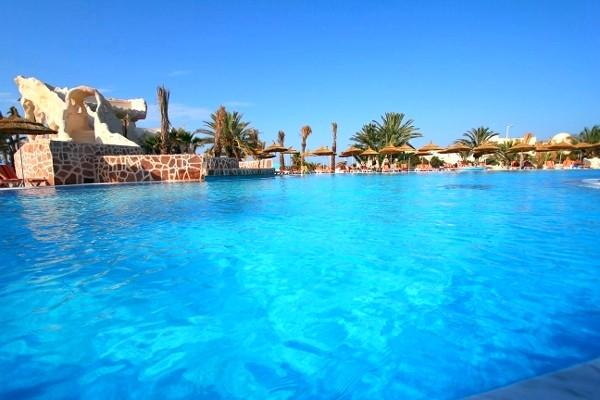 Hôtel Les Quatre Saisons 3*, Djerba
