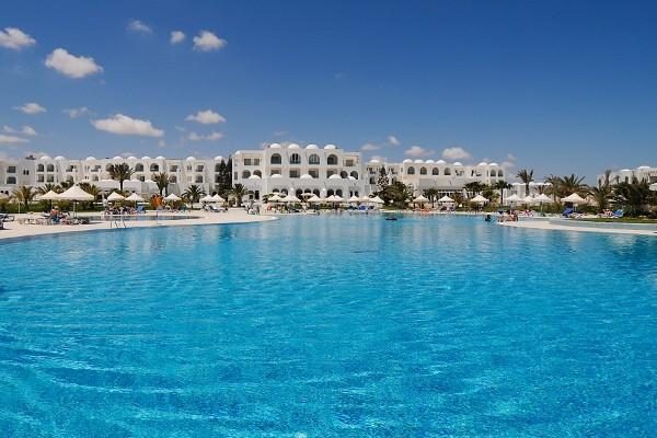 Hôtel Vincci Helios Beach 4*, Djerba