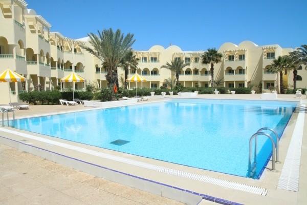 Hôtel Venice Beach 3*, Djerba