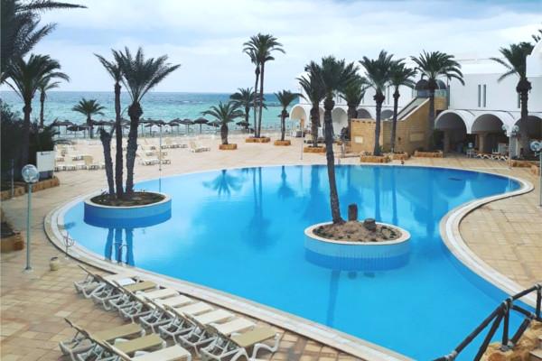 Club Zahra 3*, Djerba