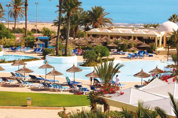 H tel zephir spa 4 for Hotel zephir spa djerba promovacances