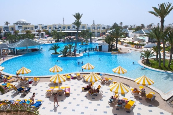 Tunisie - Djerba - Hôtel Holiday Beach 4*