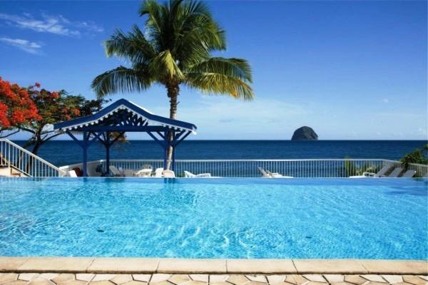 Résidence hôtelière Diamant Beach 2*
