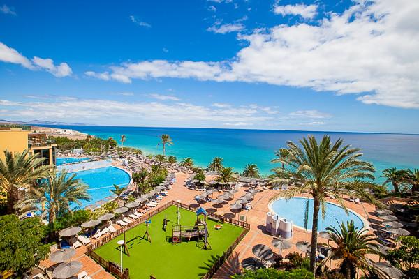 Hôtel SBH Club Paraiso Playa 4*