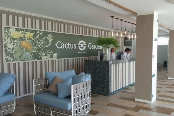 h tel labranda cactus garden 4. Black Bedroom Furniture Sets. Home Design Ideas