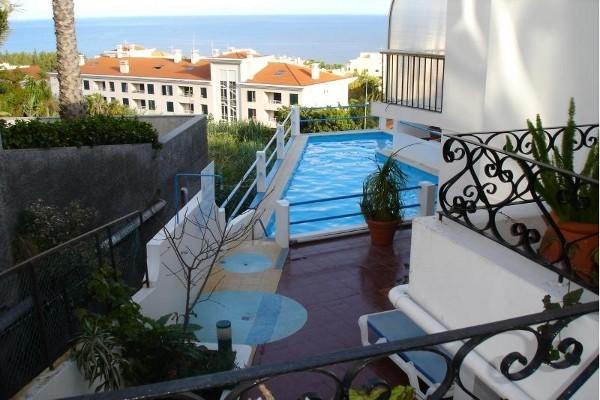 Hôtel Residencial Vila Lusitania 3*, Funchal