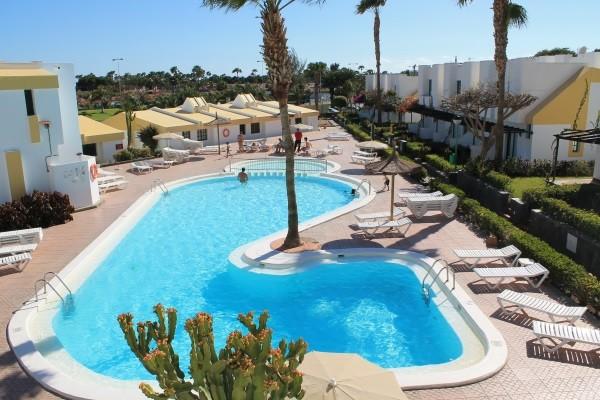 Hôtel Capri Bungalows 1*, Las Palmas
