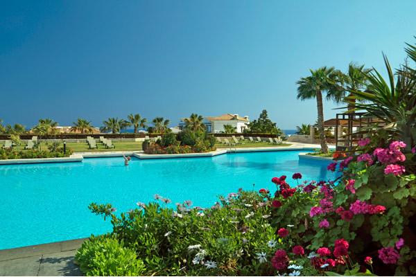 Crète - hôtel aldemar royal mare 5*