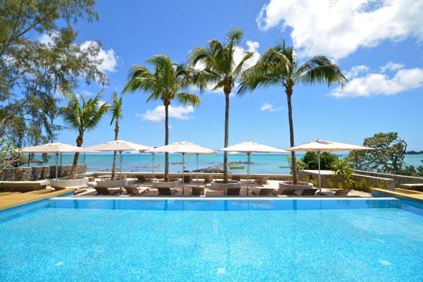 Résidence hôtelière Mont Choisy Beach Resort 3* sup