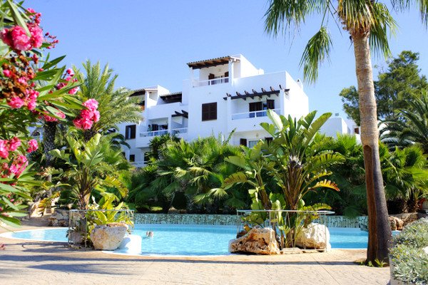 Photo vue extèrieure Club Palia Puerto del Sol