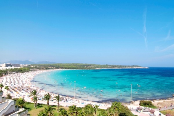 Hôtel Palia Sa Coma Playa vue mer 3*, Palma de Majorque