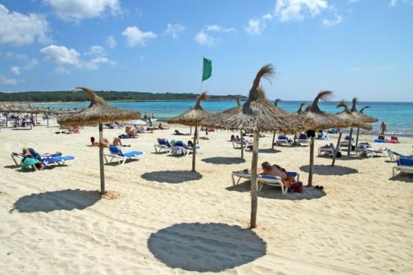 Favori Hotel Palia Sa Coma Playa vue mer 3 Sejour Baleares avec Voyages  TE41