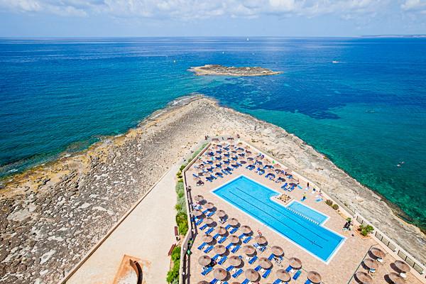 Hotel THB Sur Mallorca 4 Sejour Baleares avec Voyages Auchan