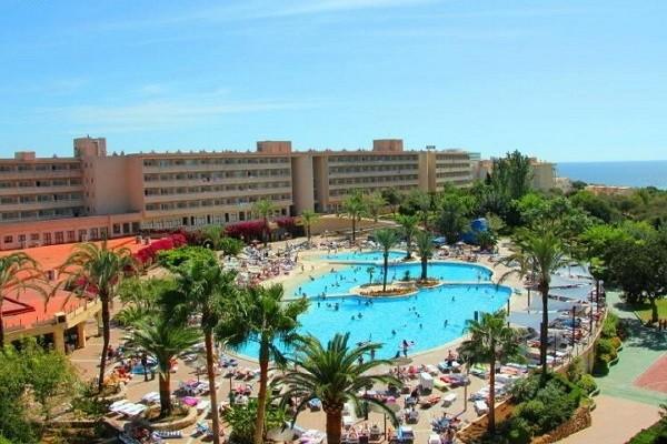 Hôtel Cala Romani 3*, Palma de Majorque