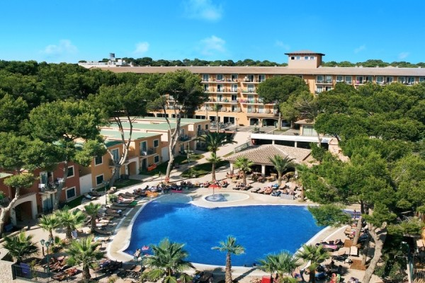 Hôtel Occidental Playa de Palma (ex Barcelo Pueblo Park) 4* - voyage  - sejour