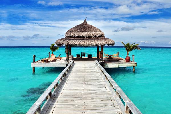 Croisière A la voile Maldives + séjour à l'hôtel Paradise Island 5* - voyage  - sejour
