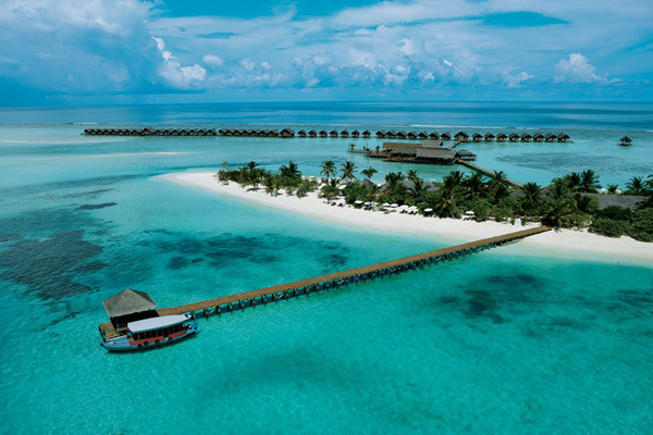 Hôtel LUX* Maldives 5* Luxe