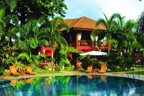 Combiné hôtels Découverte de Manille et Boracay au Boracay Tropic