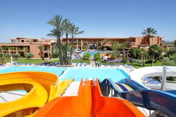 Illustration séjour : Club Atlas Resort