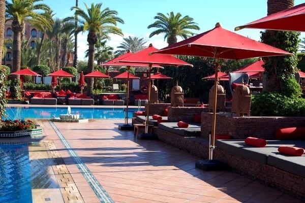 Hôtel Sofitel Marrakech Lounge And Spa 5* - voyage  - sejour