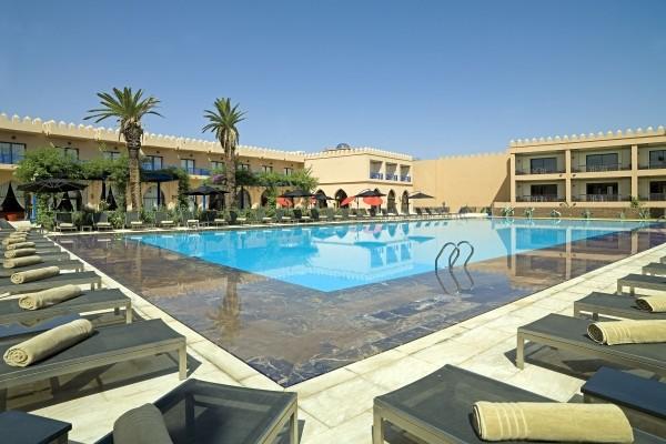 Hôtel Adam park 5*, Marrakech