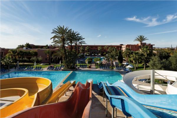 Hotel Maxi Club Atlas Targa Marrakech