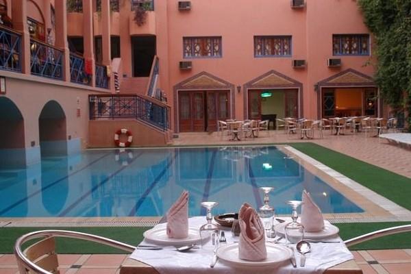 Hôtel Oudaya & Spa 3*, Marrakech