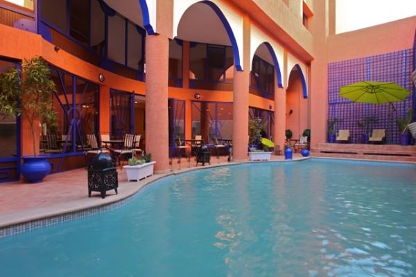 Hôtel Les Trois Palmiers 3*