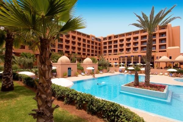 Hôtel Atlas Medina & Spa 5* - voyage  - sejour