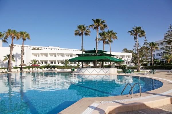 Club Tropicana 3*, Monastir