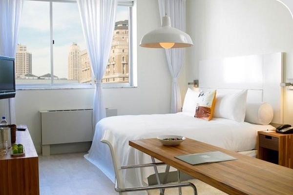 Hôtel NU Hotel Brooklyn 3* sup