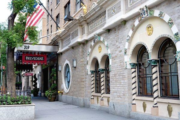 Hôtel Belvédère 4*, New York