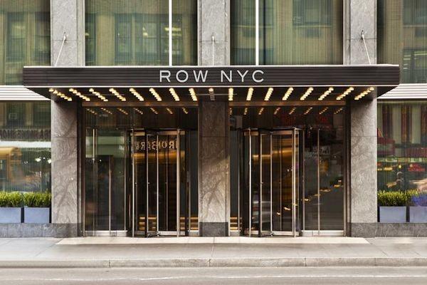 Hôtel Row Hotel 4*, New York