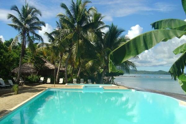 Présentation Hôtel Anjiamarango Beach Resort sup