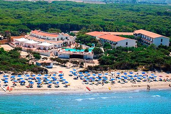 Hotel Maxi Club Del Golfo