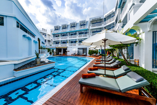 Hôtel Andaman Seaview 4*